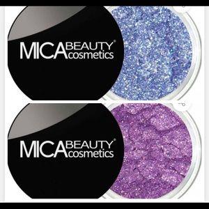 Bundle of eye pigments - MICA beauty
